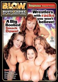 B.L.O.W. Busty Ladies of Oil Wrestling