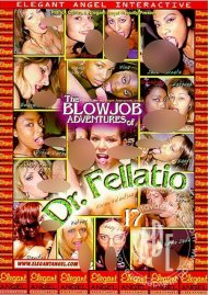 Blowjob Adventures of Dr. Fellatio #17, The Porn Video
