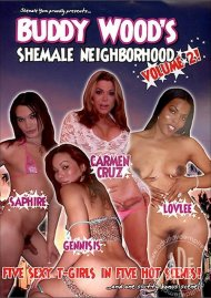Buddy Wood's Shemale Neighborhood 2 Porn Video