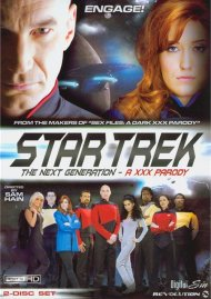 Star Trek The Next Generation: A XXX Parody Porn Video