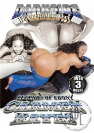 Legends Of Ebony: Carmen Hayes