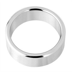Alloy Metallic Ring  - Large - 1.75 Inch Diameter