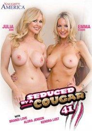 Seduced By A Cougar Vol. 41