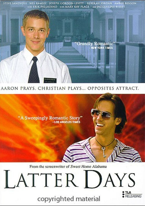 Latter Days: Unrated