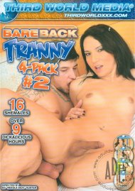 Bareback Tranny 4 Pack #2
