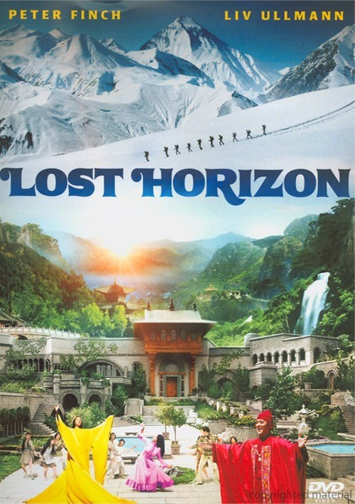 an analysis of hiltons lost horizon