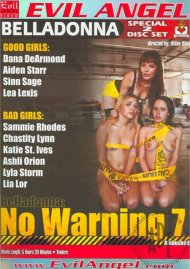 Belladonna: No Warning 7 Porn Movie