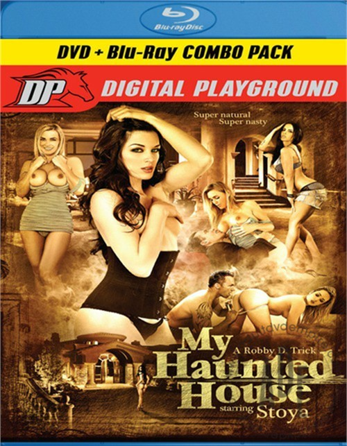 My Haunted House (DVD + Blu-ray Combo)