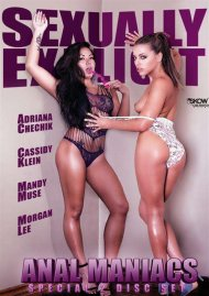 Sexually Explicit 8: Anal Maniacs