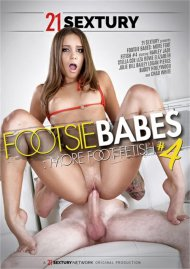 Footsie Babes: More Foot Fetish 4 Porn Video