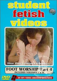 Student Fetish Videos: Foot Worship Part 4 Porn Video