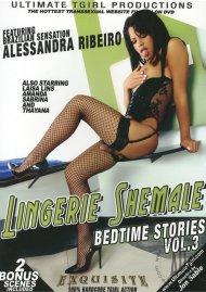Lingerie SheMale Bedtime Stories Vol. 3