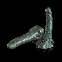 Fleshlight Freaks: Frankenstein Dildo