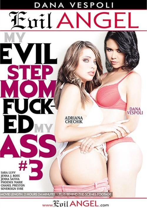 My Evil Stepmom Fucked My Ass #3
