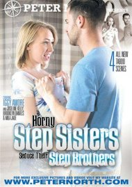 Horny Step Sisters Seduce Their Step Brothers