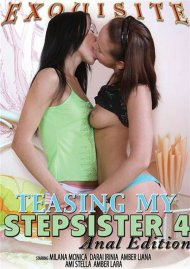 Teasing My Step-Sister  4