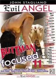 Buttman: Focused 11