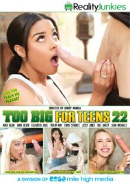 Too Big For Teens 22