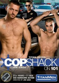 Cop Shack on 101 Porn Movie