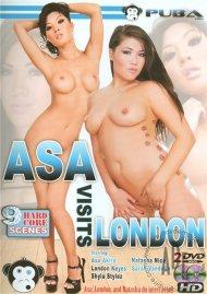 Asa Visits London Porn Video