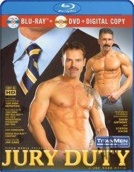 Jury Duty (Blu-Ray + DVD + Digital Copy Combo)