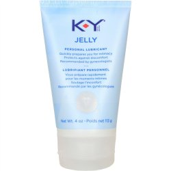 KY Jelly Stand-Up Tube - 4 oz.