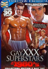 Gay XXX Superstars Of The 1980's Porn Video