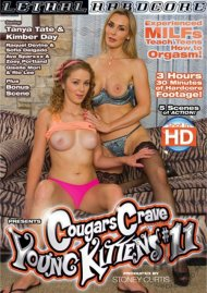 Cougars Crave Young Kittens #11 image