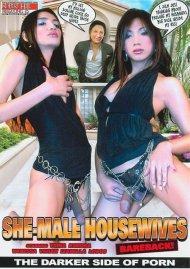 She-Male Housewives Bareback! Porn Video