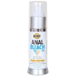 Anal Bleach Skin Lightening Gel - 1oz.