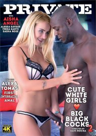 Cute White Girls Love Big Black Cocks 2 Porn Video