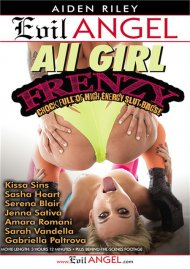 Buy All Girl Frenzy