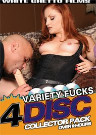 Variety Fucks 4 Disc Collector Pack