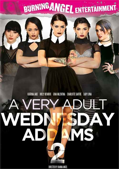 Very Adult Wednesday Addams 2, A