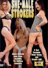 She-Male Strokers Porn Video