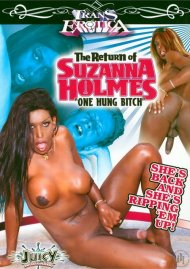 Return of Suzanna Holmes: One Hung Bitch, The Porn Video