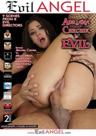 Adriana Chechik Is Evil Porn Video