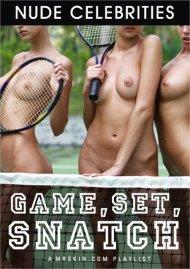 Game, Set, Snatch Porn Video
