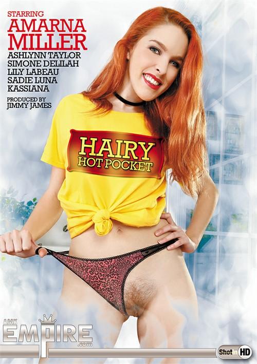 Hairy Hot Pocket