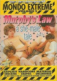 Mondo Extreme 5: Murphy's Law Porn Video
