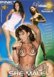 Italian She Male #17 Porn Video