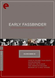 Early Fassbinder: Eclipse From The Criterion Collection
