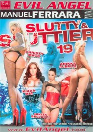 Slutty & Sluttier 19 Porn Video