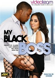 My Black Boss Porn Video