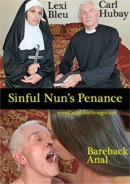 Sinful Nun's Penance Porn Video