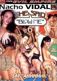 "She Said ""Blow Me"" 6 Porn Video"