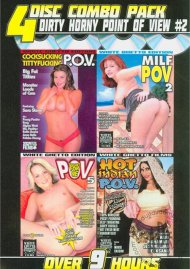 Dirty Horny Point Of View #2 4-Pack