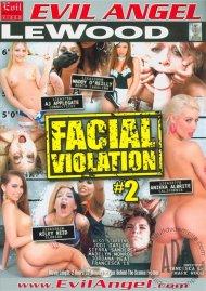 Facial Violation #2