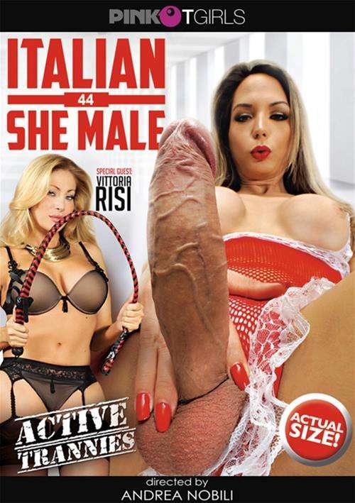 italian shemale 29 dvd № 70846