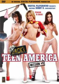 Teen America: Mission #9 Porn Video